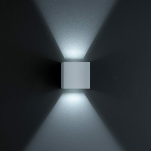 Helestra Wandaußenleuchte Siri 44 L - Lampen & Leuchten