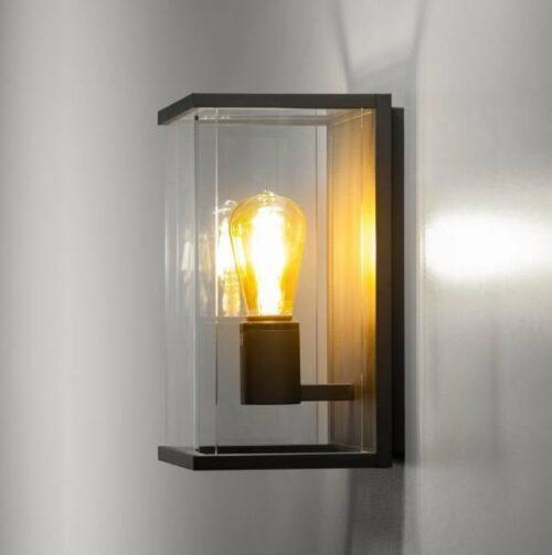 Lupia Licht Wandaußenleuchte Vetro W - Außenleuchten