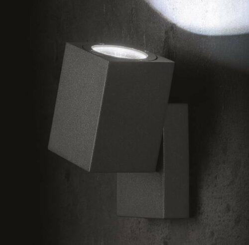 Lupia Licht Wandaußenstrahler Movimento - Außenleuchten