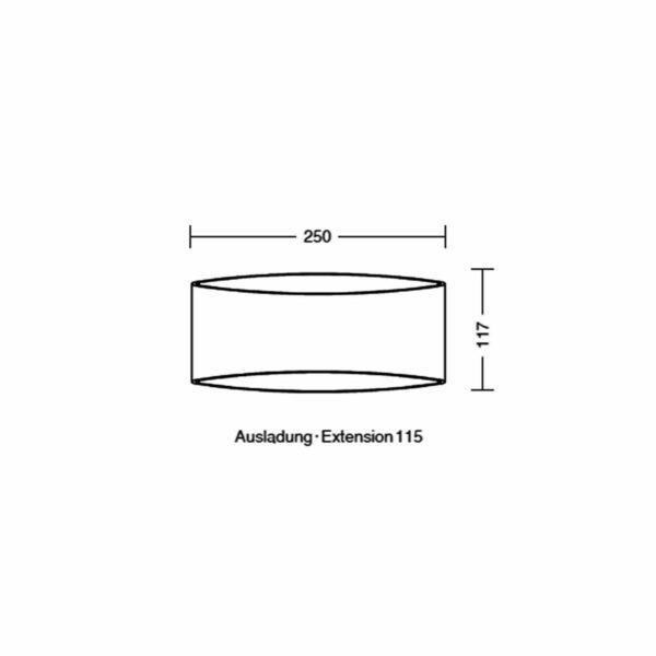 Holtkötter Wandleuchte 8502/1-8 - Innenleuchten