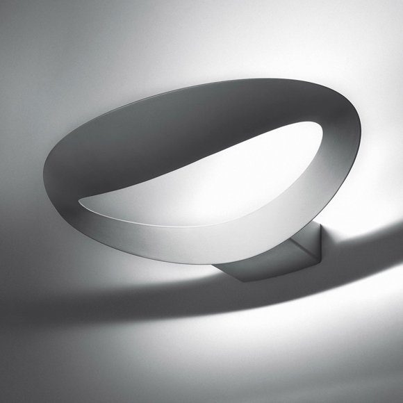 Artemide Wandleuchte Mesmeri LED Weiß