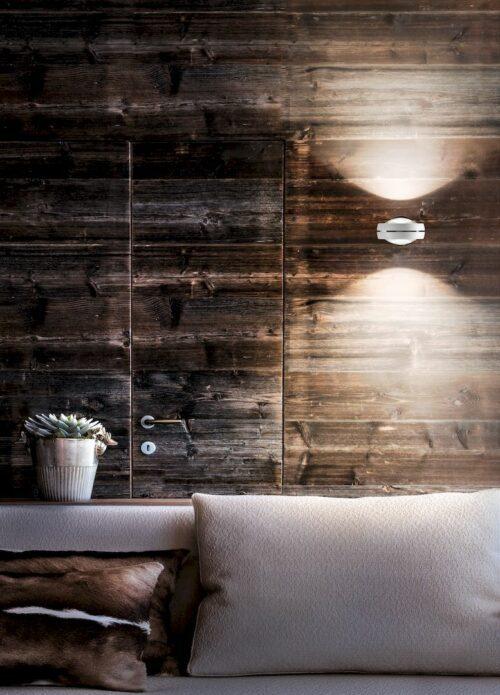 Lodes / Studio Italia Design Wandleuchte Nautilus 2700 K - Lampen & Leuchten