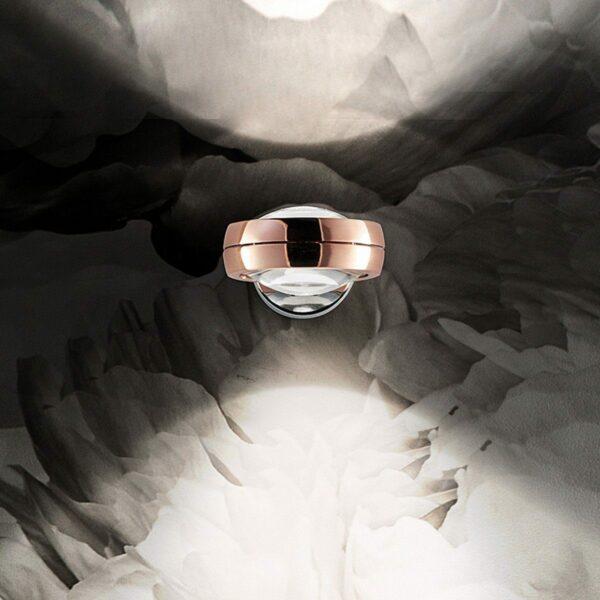 Lodes / Studio Italia Design Wandleuchte Nautilus 3000 K - Lampen & Leuchten