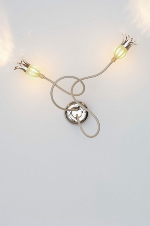 Serien Lighting Wandleuchte Poppy 2 - Lampen & Leuchten