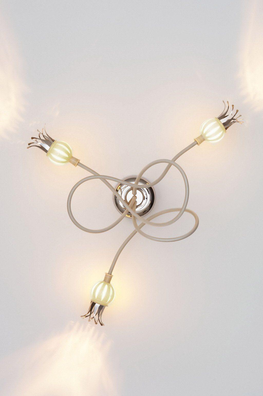 Serien Lighting Wandleuchte Poppy 3 - Deckenleuchten Innen