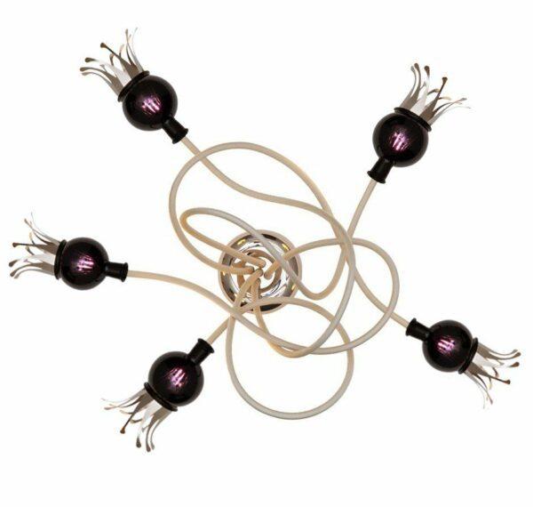 Serien Lighting Wandleuchte Poppy 5 - Lampen & Leuchten