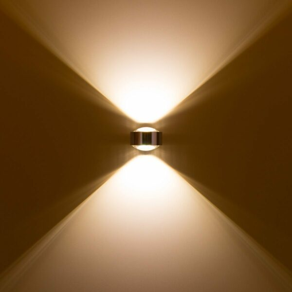Top Light Wandleuchte Puk Maxx Wall LED Chrom