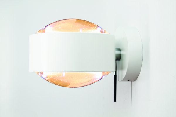 Top Light Wandleuchte Puk Maxx Wall + drehbar Weiß