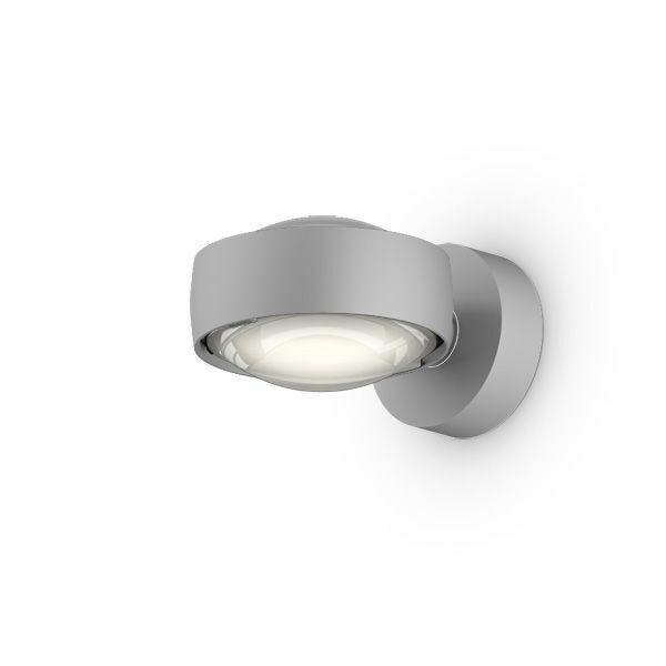 Occhio Wandleuchte Sento D verticale up Chrom Matt - Lampen & Leuchten