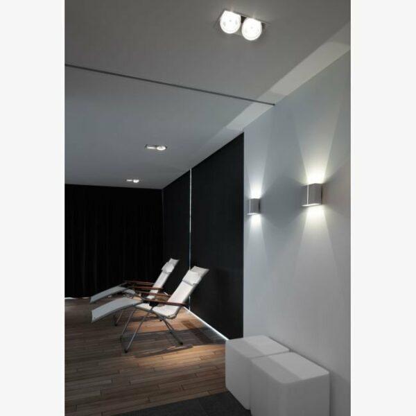 Deltalight Wandleuchte Visa LED - Lampen & Leuchten