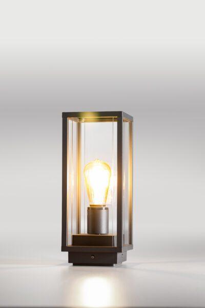 Lupia Licht Sockelleuchte Vetro S