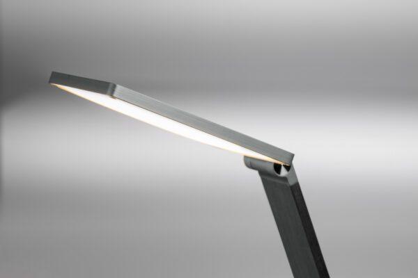 Lupia Licht Tischleuchte Navigator USB Anthrazit