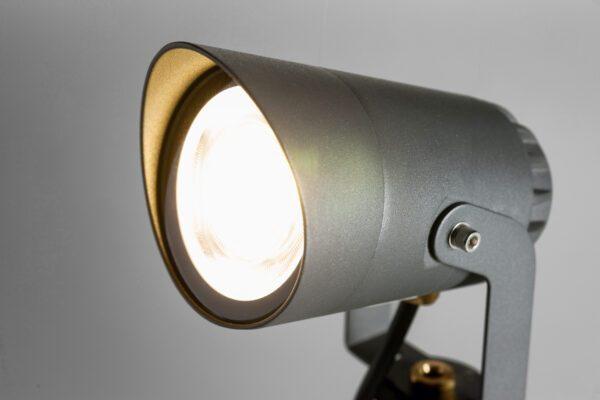 Lupia Licht Spießaußenstrahler Spit