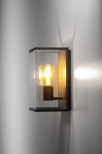 Lupia Licht Wandaußenleuchte Vetro W1