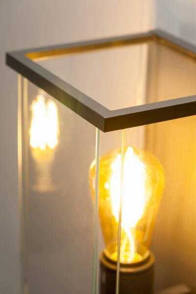 Lupia Licht Wandaußenleuchte Vetro W1 Detail