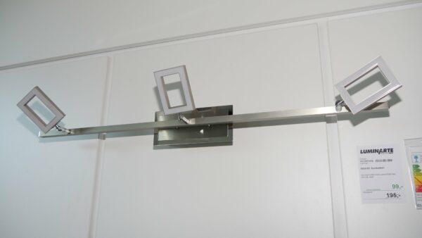 Paul Neuhaus Wand- und Deckenleuchte Inigo 3-flammig
