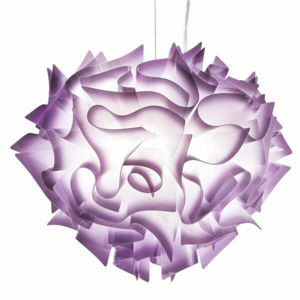 Slamp Pendelleuchte Veli Large Violett