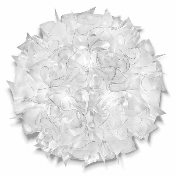 Slamp Wand- und Deckenleuchte Veli Large Prisma