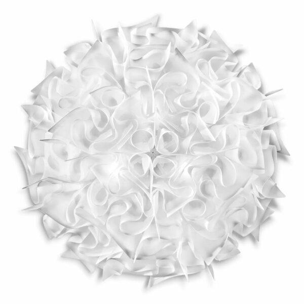 Slamp Wand- und Deckenleuchte Veli Large Weiß