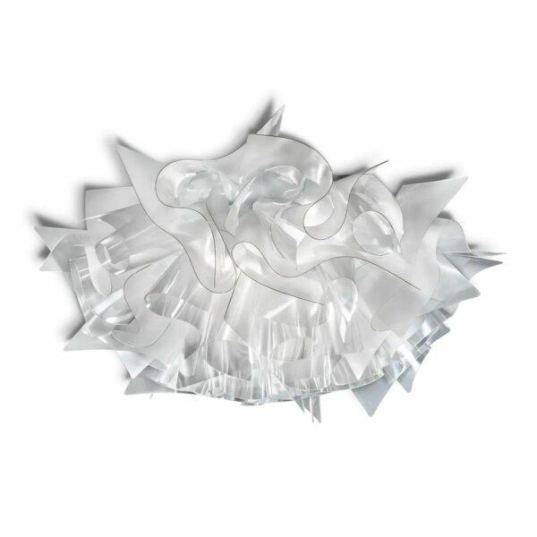Slamp Wand- und Deckenleuchte Veli Medium Prisma