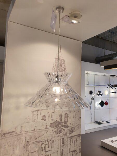 Studio Italia Design Pendelleuchte Sugegasa Klarglas