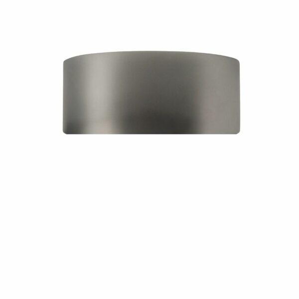 Top Light Wand- und Deckenleuchte Puk One Chrom matt, Farbmuster