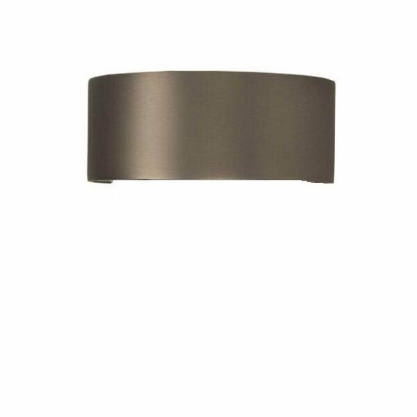 Top Light Wand- und Deckenleuchte Puk One Nickel matt Body