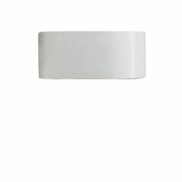 Top Light Wand- und Deckenleuchte Puk One Weiß Body