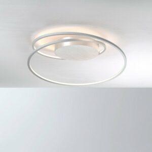 Bopp Deckenleuchte AT LED Alu 45 cm