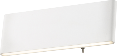 Globo Wandleuchte Siegfried 41751-8W Weiß