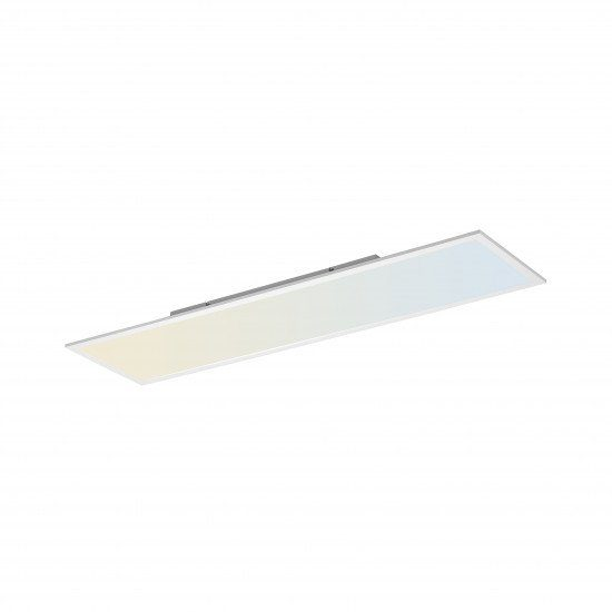 LeuchtenDirekt Deckenleuchte Flat rechteckig - Lampen & Leuchten