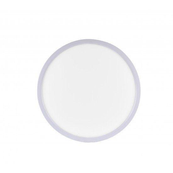 LeuchtenDirekt Deckenleuchte Flat 15531-16