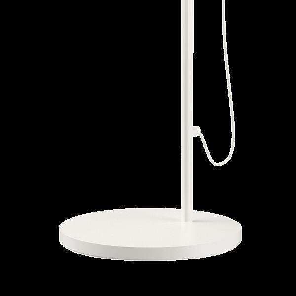 Louis Poulsen Tischleuchte Yuh Weiß Detail