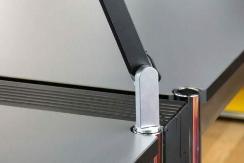 Nimbus Adapter Roxxane New 2019 Home und Office USM Tisch Adaptionspunkt Plus