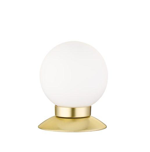 Reality Tischleuchte Princess LED Messing matt R52551908