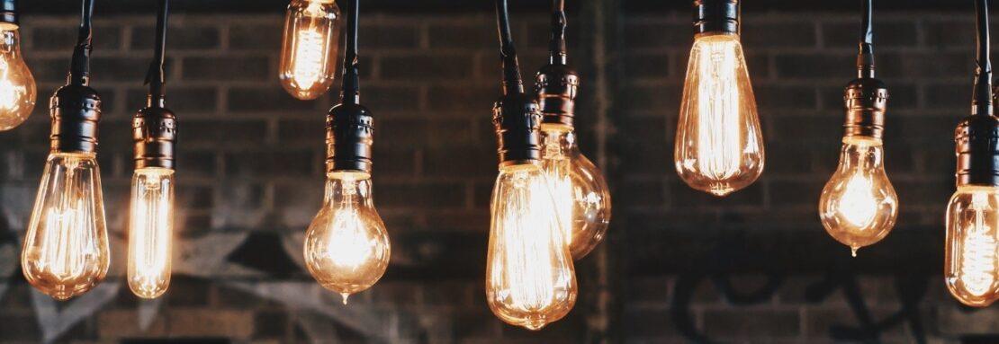 Vintage-Lampen für ein gemütliches Ambiente