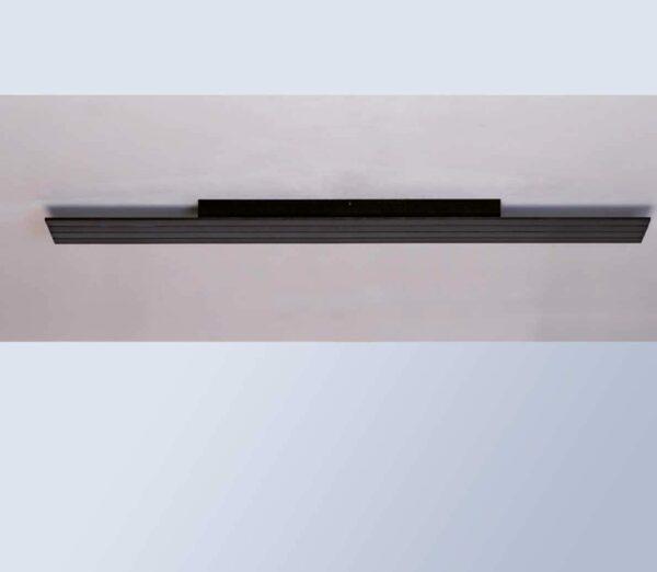 Escale Opus Deckengehäuse mit Aufnahmeschiene Schwarz