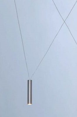Escale Opus Pendelelement Aluminium geschliffen