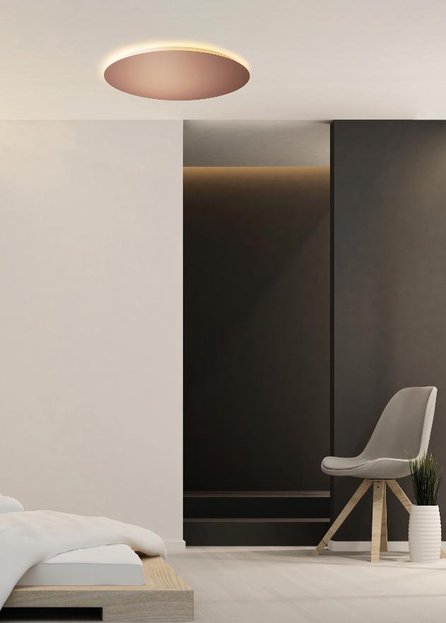 Escale Wand und Deckenleuchte Blade Ø 79 cm