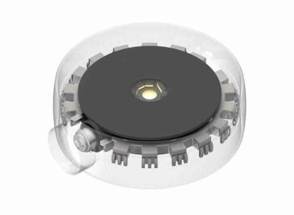 LEDES CLIPLED-Modul für Occhio Sento Beispiel