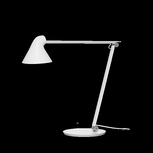 Louis Poulsen Tischleuchte NJP LED 2700K Weiß
