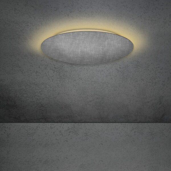 Escale Blade Wand- und Deckenleuchte Beton 59cm