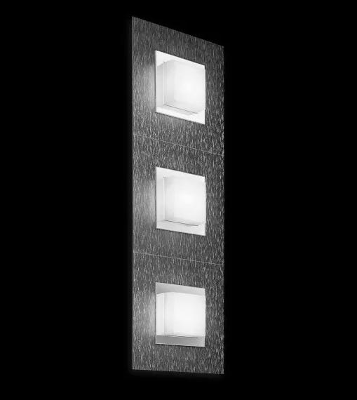 Grossmann Wand- und Deckenleuchte Basic 3-flammig Anthrazit 73-790-019