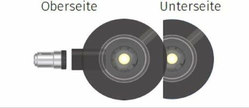LEDES ClipLED-Modul für Occhio Puro A, D und E
