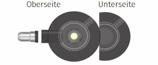 LEDES ClipLED-Modul für Occhio Puro B und C