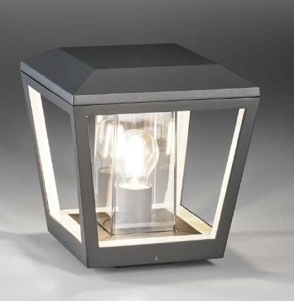 Lupia Licht Bodenaußenleuchte Matrix 4162-1-57