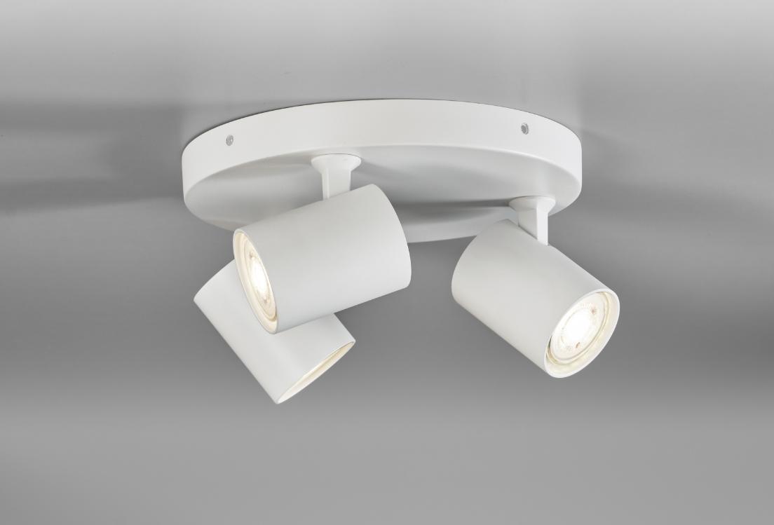 Lupia Licht Deckenleuchte Cup 3 Weiß