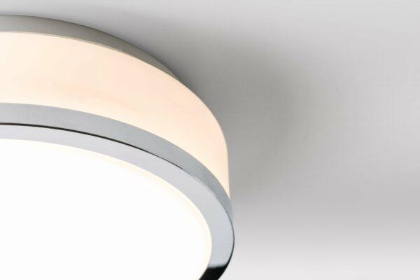Lupia Licht Deckenleuchte Flush Chrom Detail