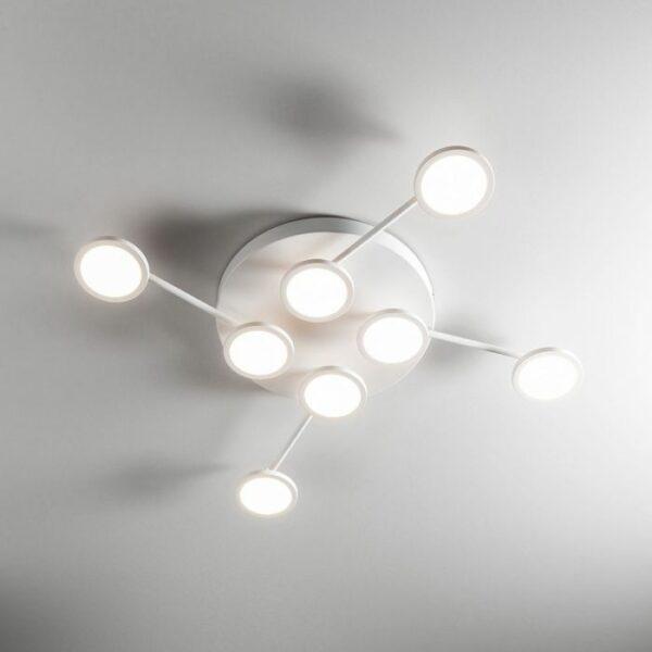 Lupia Licht Deckenleuchte Pook 8-flammig