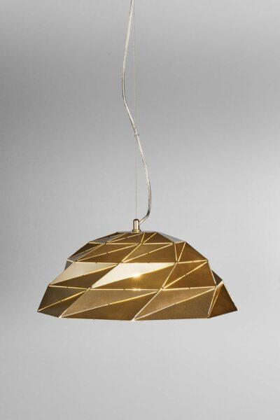 Lupia Licht Pendelleuchte Dome Gold